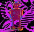 Les Envahisseurs : Atomic Robot Man