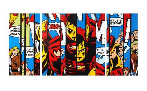 Iron Man : séquences