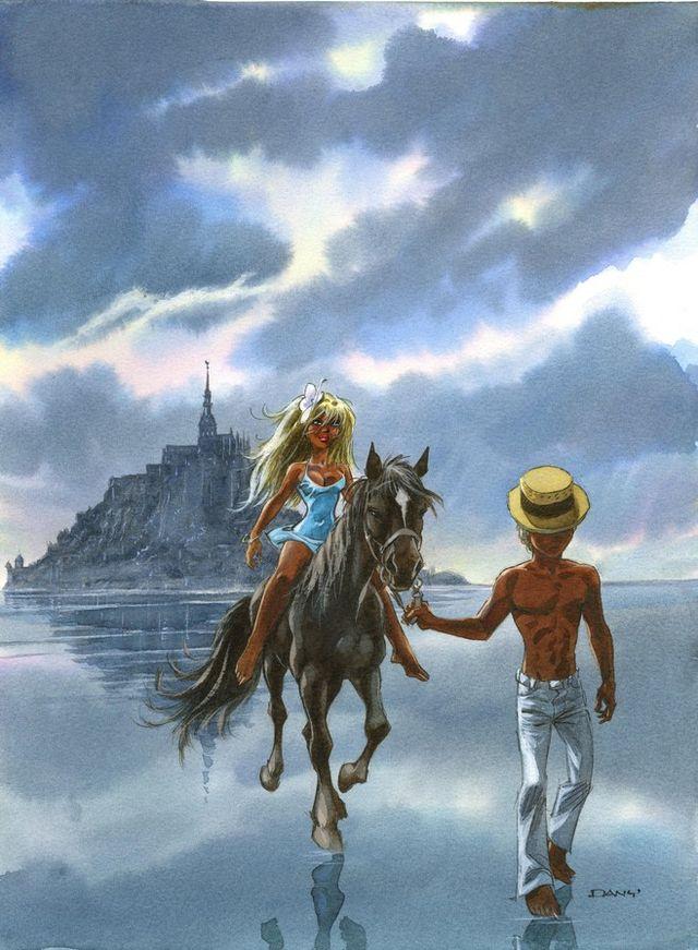 """Colombe : """"L'adieu au Mont"""""""
