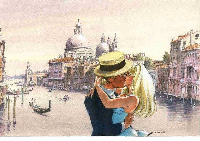 """Colombe : """"Romance à Venise"""""""