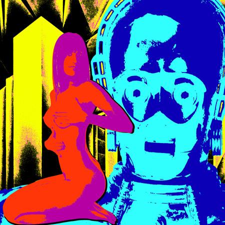 La contre attaque : Maria l'androïde