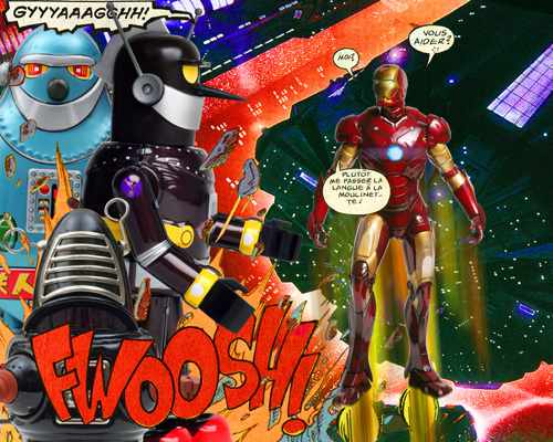 5 - Iron Man