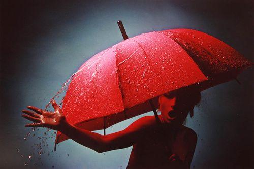 Uwe Ommer : regenschirm